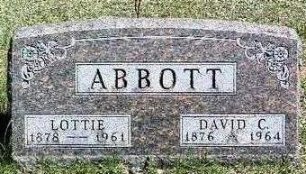 ABBOTT, CHARLOTTE (LOTTIE) - Madison County, Iowa | CHARLOTTE (LOTTIE) ABBOTT