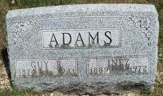 ADAMS, GUY ROSS - Madison County, Iowa | GUY ROSS ADAMS