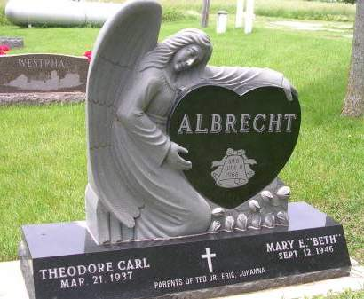 ALBRECHT, MARY E. (BETH) - Madison County, Iowa | MARY E. (BETH) ALBRECHT
