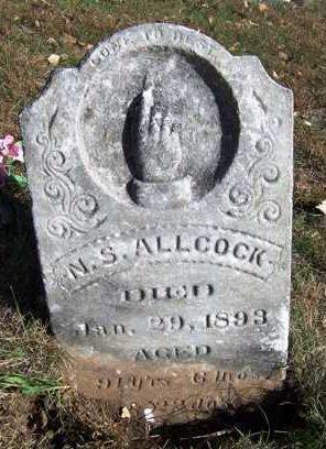 ALLCOCK, NORVELL SPENCER - Madison County, Iowa | NORVELL SPENCER ALLCOCK