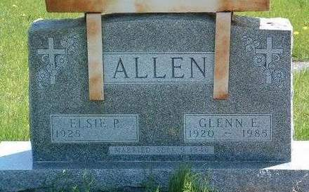 ALLEN, GLENN EARL - Madison County, Iowa | GLENN EARL ALLEN