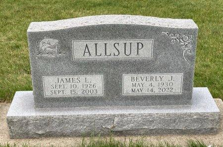 ALLSUP, BEVERLY J. - Madison County, Iowa | BEVERLY J. ALLSUP