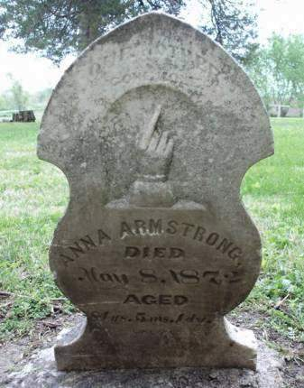 ARMSTRONG, ANNA - Madison County, Iowa | ANNA ARMSTRONG