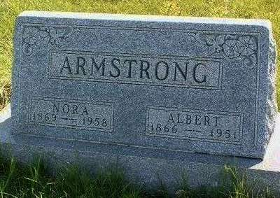 ARMSTRONG, ALBERT - Madison County, Iowa | ALBERT ARMSTRONG