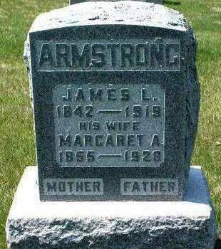 JANES ARMSTRONG, MARGARET ALICE - Madison County, Iowa | MARGARET ALICE JANES ARMSTRONG