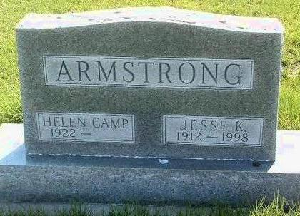 CAMP ARMSTRONG, HELEN ESTELLA - Madison County, Iowa | HELEN ESTELLA CAMP ARMSTRONG