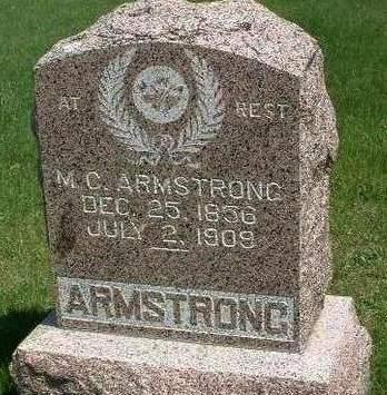 ARMSTRONG, MCLANE C. - Madison County, Iowa | MCLANE C. ARMSTRONG