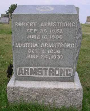 WILCOX ARMSTRONG, MARTHA - Madison County, Iowa | MARTHA WILCOX ARMSTRONG