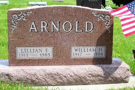 ARNOLD, WILLIAM HAMILTON - Madison County, Iowa | WILLIAM HAMILTON ARNOLD