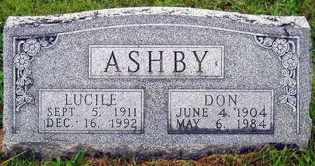 ASHBY, LUCILE - Madison County, Iowa | LUCILE ASHBY