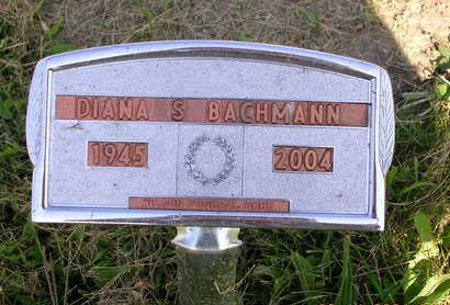 KOEHLER BACHMANN, DIANA S. - Madison County, Iowa | DIANA S. KOEHLER BACHMANN