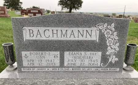 BACHMANN, ROBERT L. - Madison County, Iowa | ROBERT L. BACHMANN