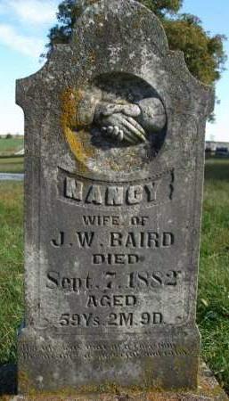 CRAWFORD BAIRD, NANCY - Madison County, Iowa | NANCY CRAWFORD BAIRD