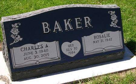 BAKER, CHARLES ALAN - Madison County, Iowa | CHARLES ALAN BAKER