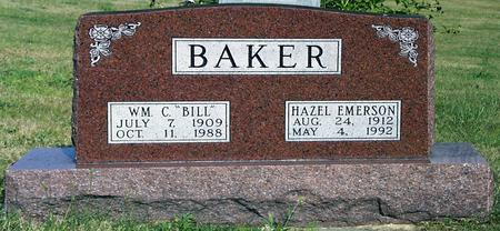 BAKER, WILLIAM C.  (BILL) - Madison County, Iowa | WILLIAM C.  (BILL) BAKER
