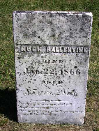BALLENTINE, HUGH - Madison County, Iowa | HUGH BALLENTINE