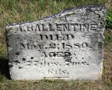 BALLENTINE, MARY - Madison County, Iowa | MARY BALLENTINE