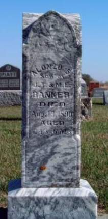 BANKER, ALONZO SELDON - Madison County, Iowa | ALONZO SELDON BANKER
