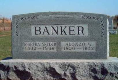 BANKER, MARTHA JANE - Madison County, Iowa | MARTHA JANE BANKER