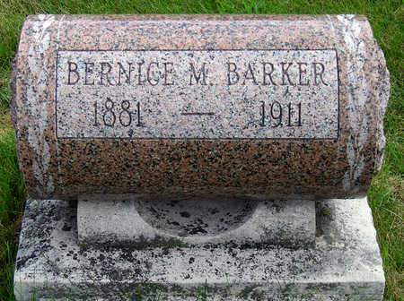 BURDICK BARKER, BERNICE MINNIE - Madison County, Iowa | BERNICE MINNIE BURDICK BARKER