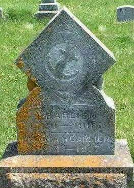 BARLIEN, POLLY ANN H. - Madison County, Iowa | POLLY ANN H. BARLIEN
