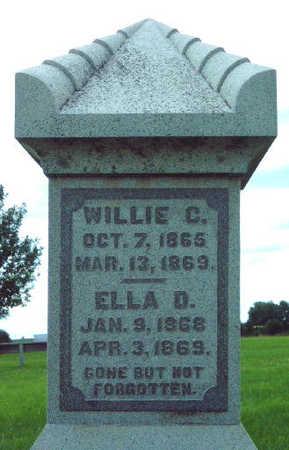 BARNETT, WILLIE C. - Madison County, Iowa   WILLIE C. BARNETT