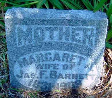 ARASMITH BARNETT, MARGARET  A. - Madison County, Iowa | MARGARET  A. ARASMITH BARNETT