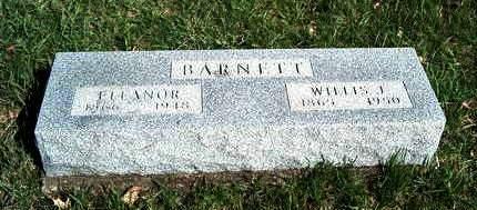 BARNETT, ELEANOR - Madison County, Iowa | ELEANOR BARNETT