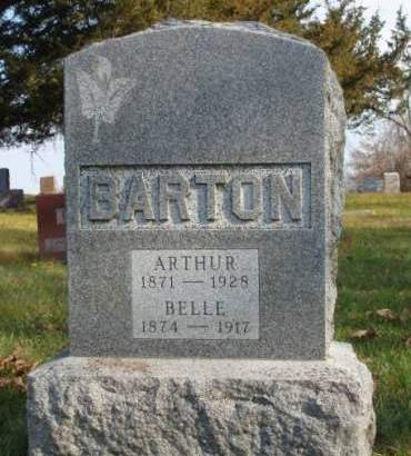 BARTON, ARTHUR G. - Madison County, Iowa | ARTHUR G. BARTON