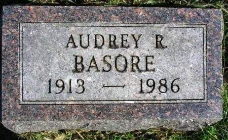 BASORE, AUDREY RENA - Madison County, Iowa | AUDREY RENA BASORE