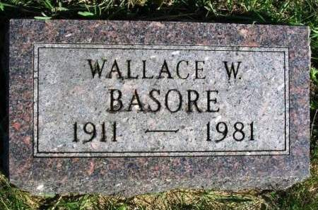 BASORE, WALLACE W. - Madison County, Iowa | WALLACE W. BASORE