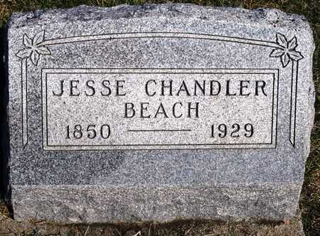 BEACH, JESSE CHANDLER - Madison County, Iowa | JESSE CHANDLER BEACH