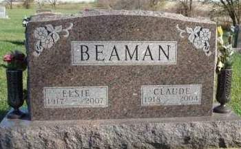 BEAMAN, CLAUDE EUGENE - Madison County, Iowa | CLAUDE EUGENE BEAMAN