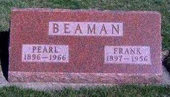 BEAMAN, PEARL H. - Madison County, Iowa | PEARL H. BEAMAN