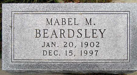 BEARDSLEY, MABEL MILLIE - Madison County, Iowa | MABEL MILLIE BEARDSLEY