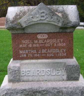 BEARDSLEY, NOEL MONROE - Madison County, Iowa | NOEL MONROE BEARDSLEY