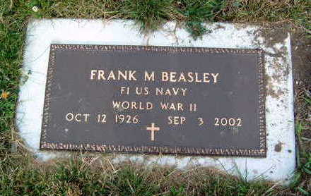 BEASLEY, FRANK MELVIN - Madison County, Iowa | FRANK MELVIN BEASLEY