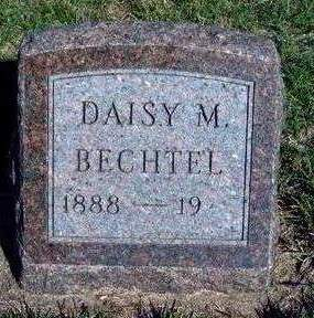 BECHTEL, DAISY M. - Madison County, Iowa | DAISY M. BECHTEL