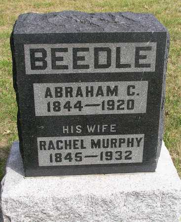 BEEDLE, RACHEL - Madison County, Iowa | RACHEL BEEDLE