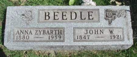 BEEDLE, JOHN WILLIAM - Madison County, Iowa | JOHN WILLIAM BEEDLE