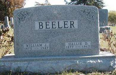 BEELER, WILLIAM J. - Madison County, Iowa | WILLIAM J. BEELER