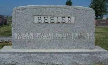 BEELER, LULU MAY - Madison County, Iowa | LULU MAY BEELER