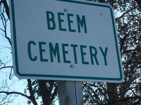 BEEM - BEARDSLEY, CEMETERY - Madison County, Iowa | CEMETERY BEEM - BEARDSLEY