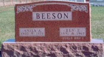 BEESON, ANITA A. - Madison County, Iowa | ANITA A. BEESON