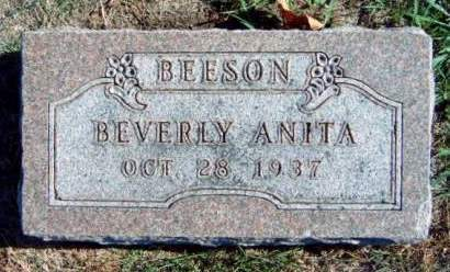 BEESON, BEVERLY ANITA - Madison County, Iowa | BEVERLY ANITA BEESON