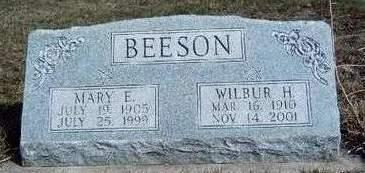 BEESON, MARY ELLEN - Madison County, Iowa | MARY ELLEN BEESON