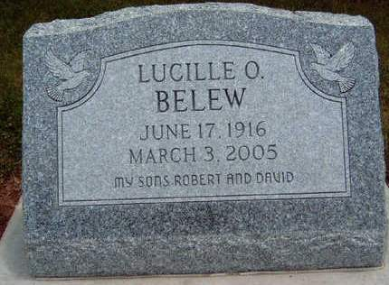 BELEW, LUCILLE OLIVE - Madison County, Iowa | LUCILLE OLIVE BELEW