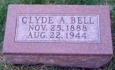BELL, CLYDE A. - Madison County, Iowa | CLYDE A. BELL