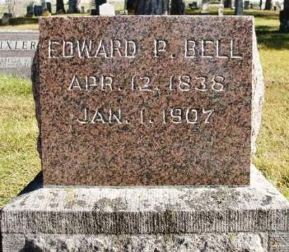 BELL, EDWARD PAYSON - Madison County, Iowa | EDWARD PAYSON BELL