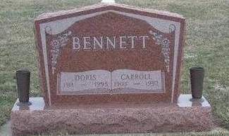 BENNETT, CARROLL C. - Madison County, Iowa | CARROLL C. BENNETT